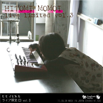 HITOMI MOMOI live limited vol.3