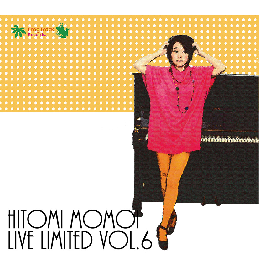 HITOMI MOMOI live limited vol.6