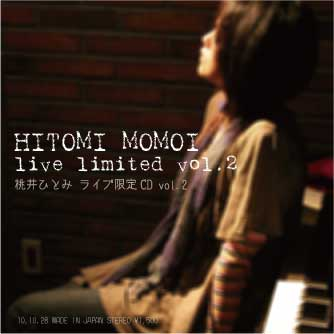 HITOMI MOMOI live limited vol.2